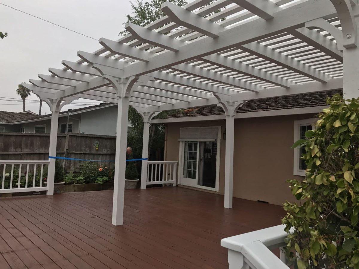 Pergolas_Builder_San Jose